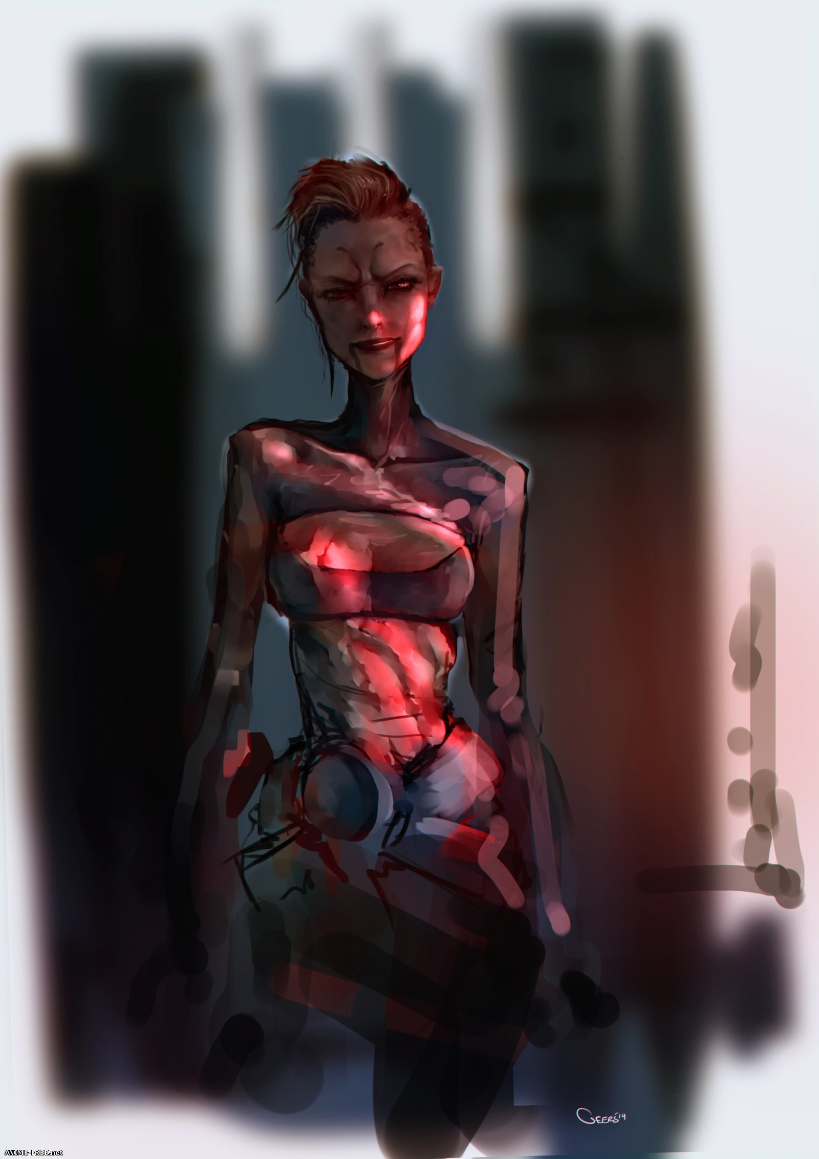 Star Wars porno Pics [Uncen] [JPG,BMP,GIF] Hentai ART
