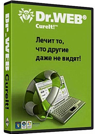 Dr.Web CureIt! 10.0.10 [01.04.2016] [Multi/Ru]