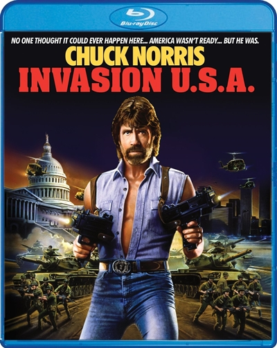 Вторжение в США / Invasion U.S.A. (1985) BDRip-AVC от NNMClub | P, A