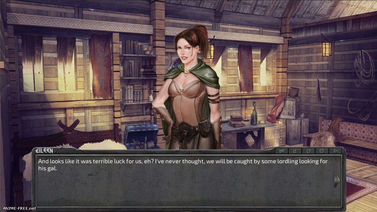 Chronicles of Lonvenholm / Хроники Лонвенхольма [2016] [Uncen] [ADV] [ENG] H-Game