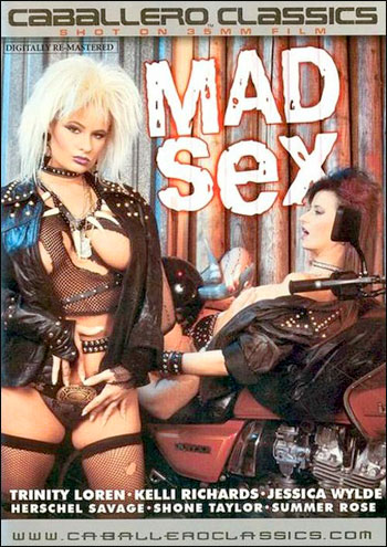 Безумный секс / Mad Sex (1986) DVDRip |