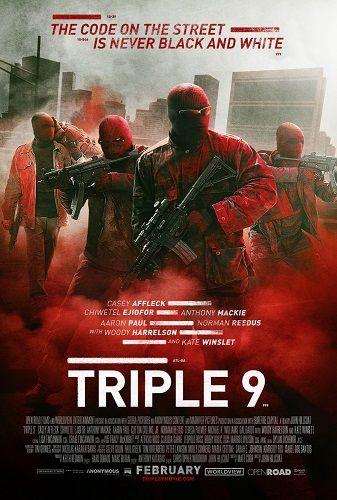 Triple 9 2016 READNFO 720p HDRip X264 AC3-EVO