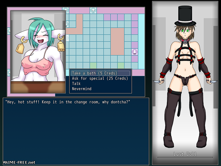 Lust Doll [2015] [Cen] [RPG] [ENG] H-Game