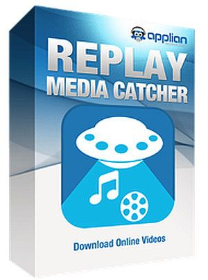 Replay Media Catcher 6.0.1.36 (x86-x64) (2016) Eng