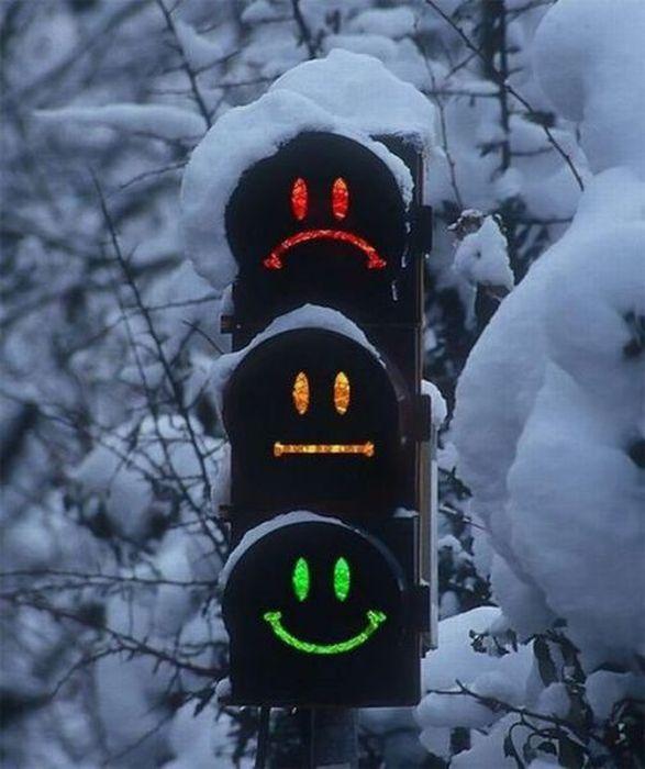 Веселый светофор 1