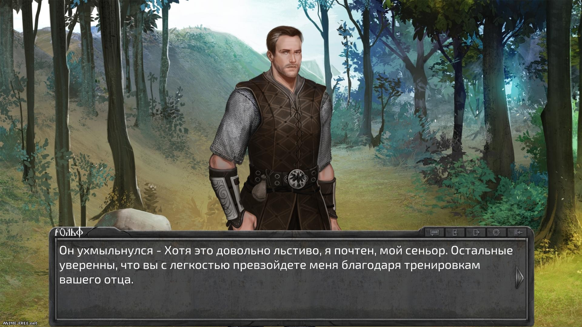 Chronicles of Lonvenholm / Хроники Лонвенхольма [2016] [Uncen] [ADV] [RUS] H-Game