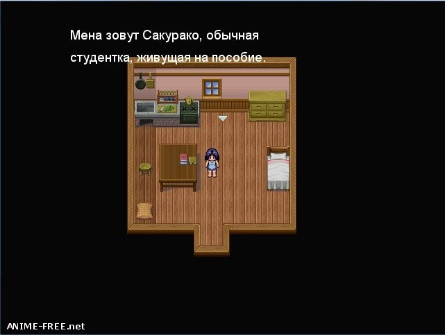 Sakurako Matrix RPG / Иллюзия Сакурако [2011] [Cen] [jRPG] [RUS,JAP] H-Game
