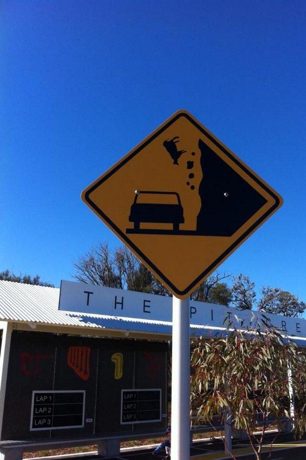 Осторожно, падающие коровы 1