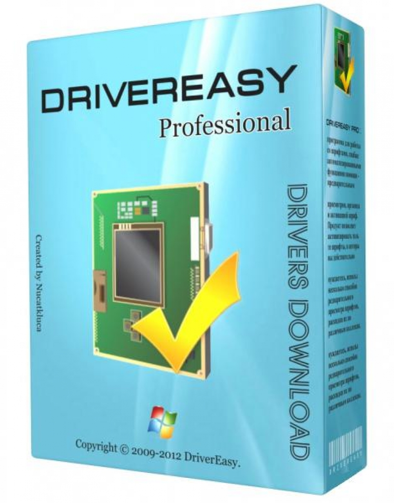 Driver Easy Professional 5.0.5.5083 (& Portable) by Manshet [Multi]