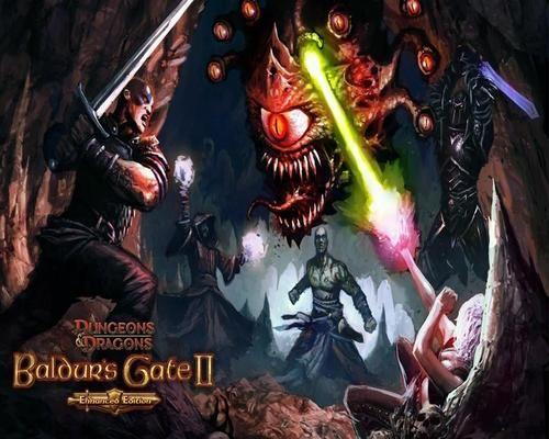Baldur's Gate II: Enhanced Edition [L] [GOG] (2013/MULTI3) 2.3.67.2