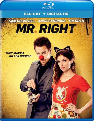 Мой парень – киллер / Mr. Right (2015) BDRemux [H.264 / 1080p] [EN / EN, Fr, Sp Sub]