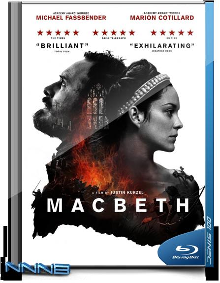 Макбет (2015) BDRip 720p от NNNB | D, A