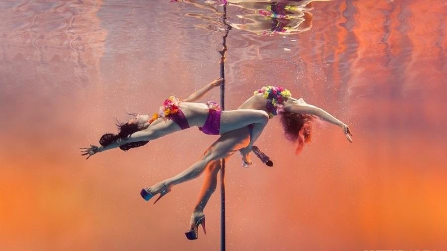 Подводный танец