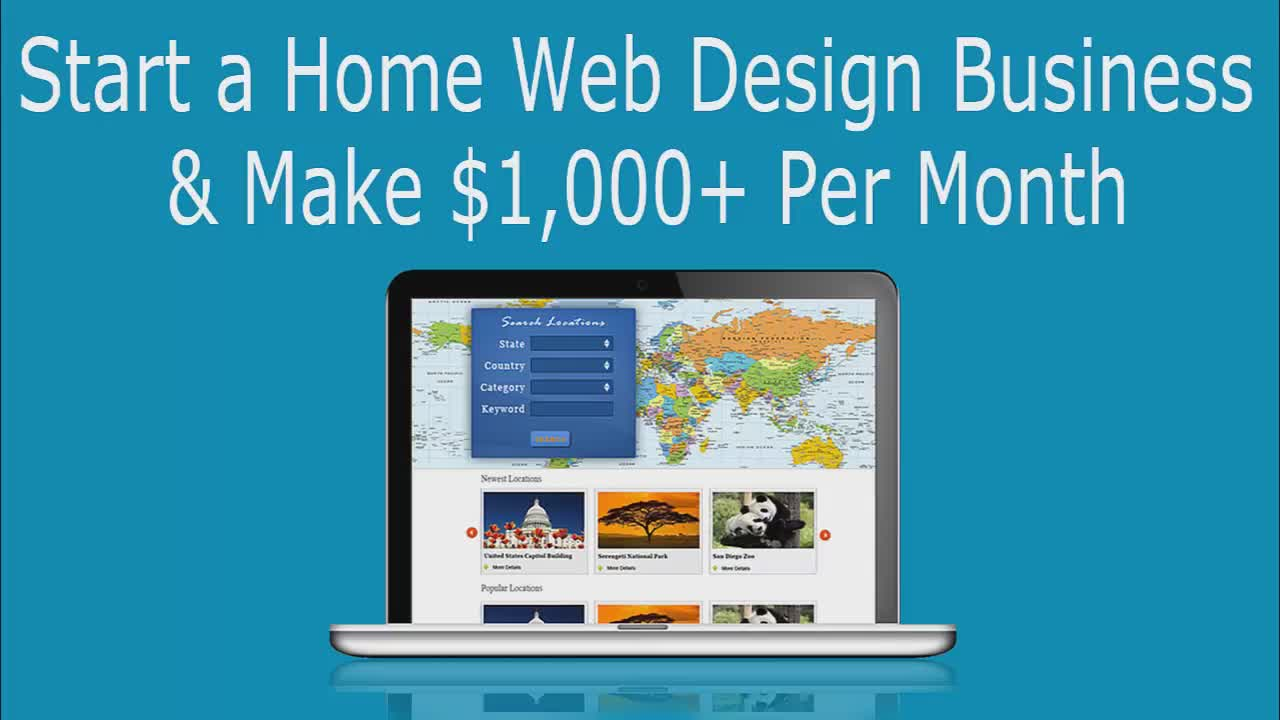 udemy start and run a successful web design business gallery for gt business web design templates