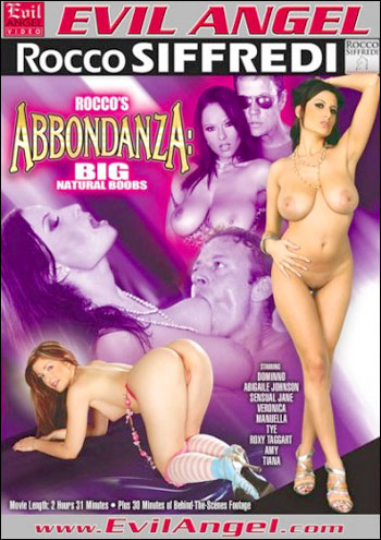 Evil Angel - Rocco's Abbondanza: Big Natural Boobs (2011) DVD9 |