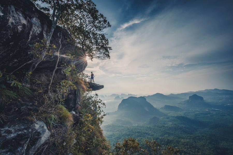 Скалистый пейзаж