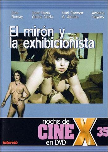 Постер:Подглядывающий и Эксгибиционистка / El Miron y la Exhibicionista (1986) DVDRip