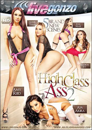Задницы Высшего Класса 2 / High Class Ass 2 (2012) DVDRip