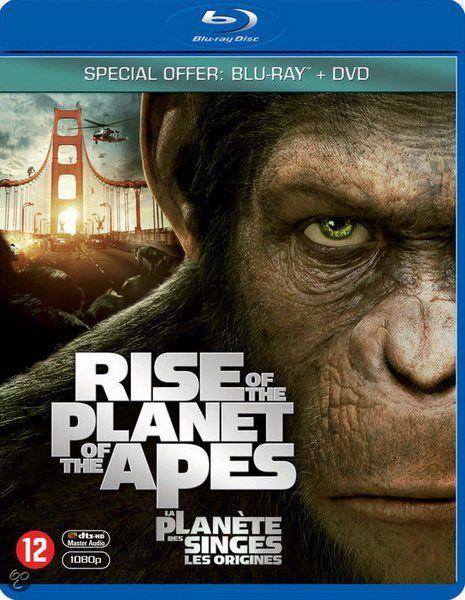 Восстание планеты обезьян / Rise of the Planet of the Apes (2011) BDRip [H.265 / 1080p]