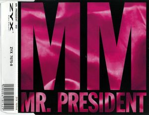 Mr. President - Discography (1993-2003)