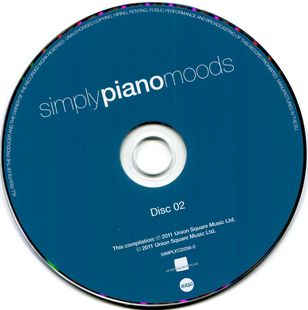Simply Piano Moods [2CD] (2011)