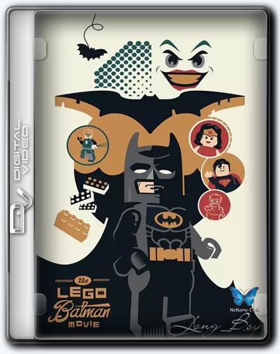 Лего Фильм: Бэтмен / The Lego Batman Movie (2017) DCPRip [2K] [Hi10P, Hi444PP] [Трейлер]