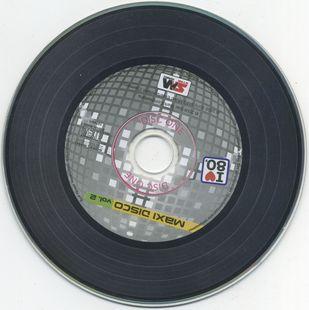 Maxi Disco Vol. 1&2 (I Love 80s) [4CD] (2008)