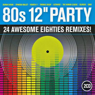12'' 80s Party [2CD] (2011)