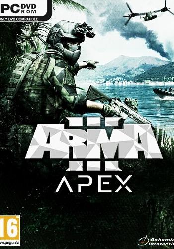 Arma 3 - Apex Edition [v.1.66.139494 + DLC] (2016) Repack от =nemos=