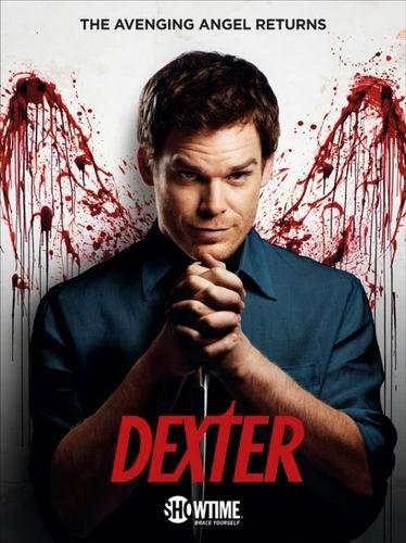 Декстер / Dexter / Сезон: 1-8 из 8 / Серии: 1-96 из 96 (Маркос Сига / Marcos Siega, Тим Хантер / Tim Hunter, Кит Гордон / Keith Gordon) [2006-2013, триллер, детектив, BDRip] MVO (NovaFilm) + MVO (Fox Crime)