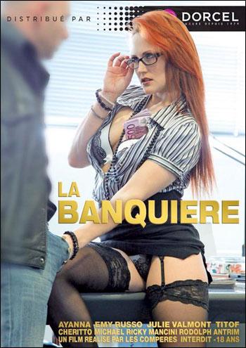 Marc Dorcel - Банкирша / La Banquiere / The Banker (2013) WEBRip