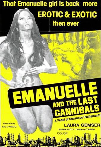 Эммануэль и каннибалы / Emanuelle e gli ultimi cannibali (1977)