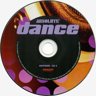 Absolute Dance Anthems [3CD] (2009)