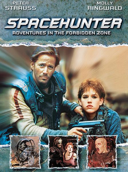 Космический охотник: Приключения в запретной зоне / Spacehunter: Adventures in the Forbidden Zone (1983) WEB-DL 720p | P, A