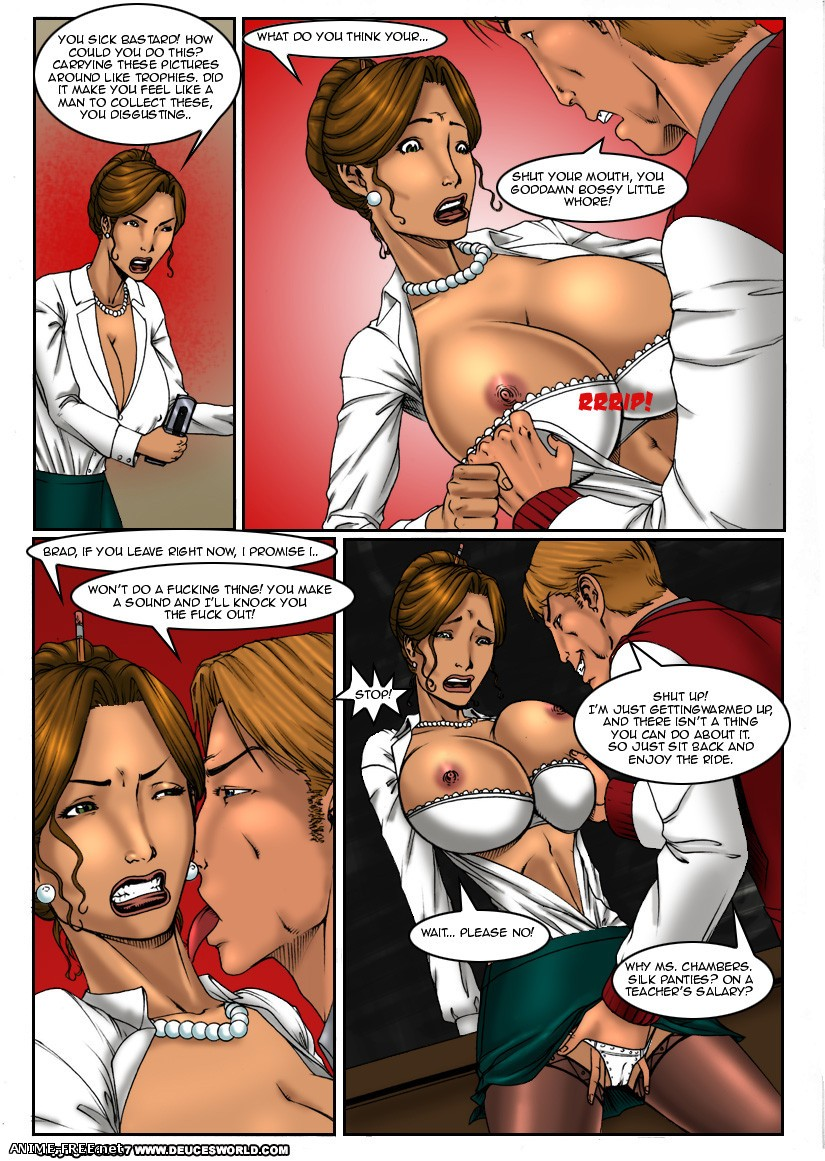 Deuce / DeucesWorld [Uncen] [ENG, ESP] Porn Comics