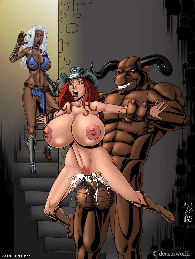 Deuce / DeucesWorld [Uncen] [ENG, ESP] Porn Comics