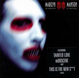 Marilyn Manson - Discography (1994-2015)