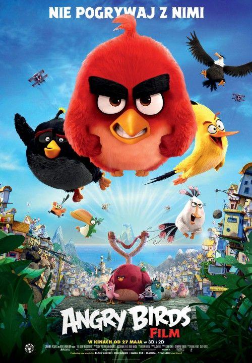 Angry Birds Film / Angry Birds (2016) PLDUB.720p.BDRiP.XviD.AC3-LTS ~ Dubbing PL + rmvb + x264