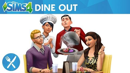 The Sims 4 Dine In Addon-LEGEND