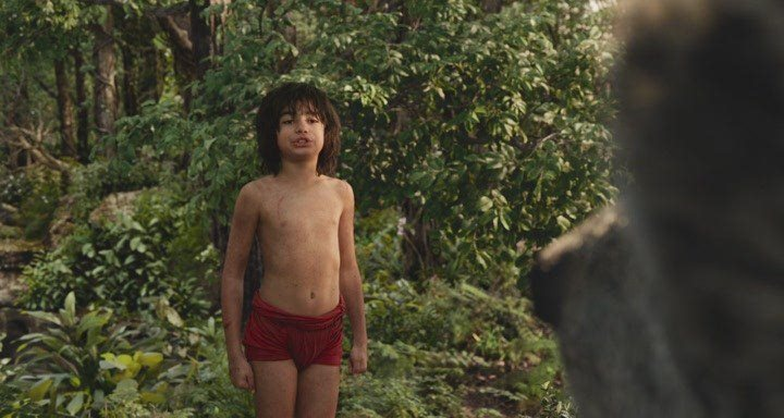 Книга джунглей / The Jungle Book (2016) HDRip | Лицензия