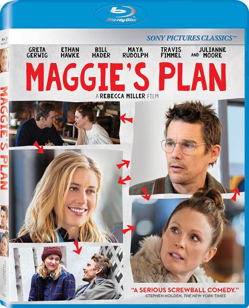 План Мэгги / Maggie's Plan (2015) BDRip 1080p | Лицензия