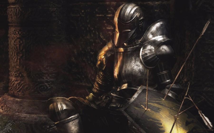 Dark Souls арт