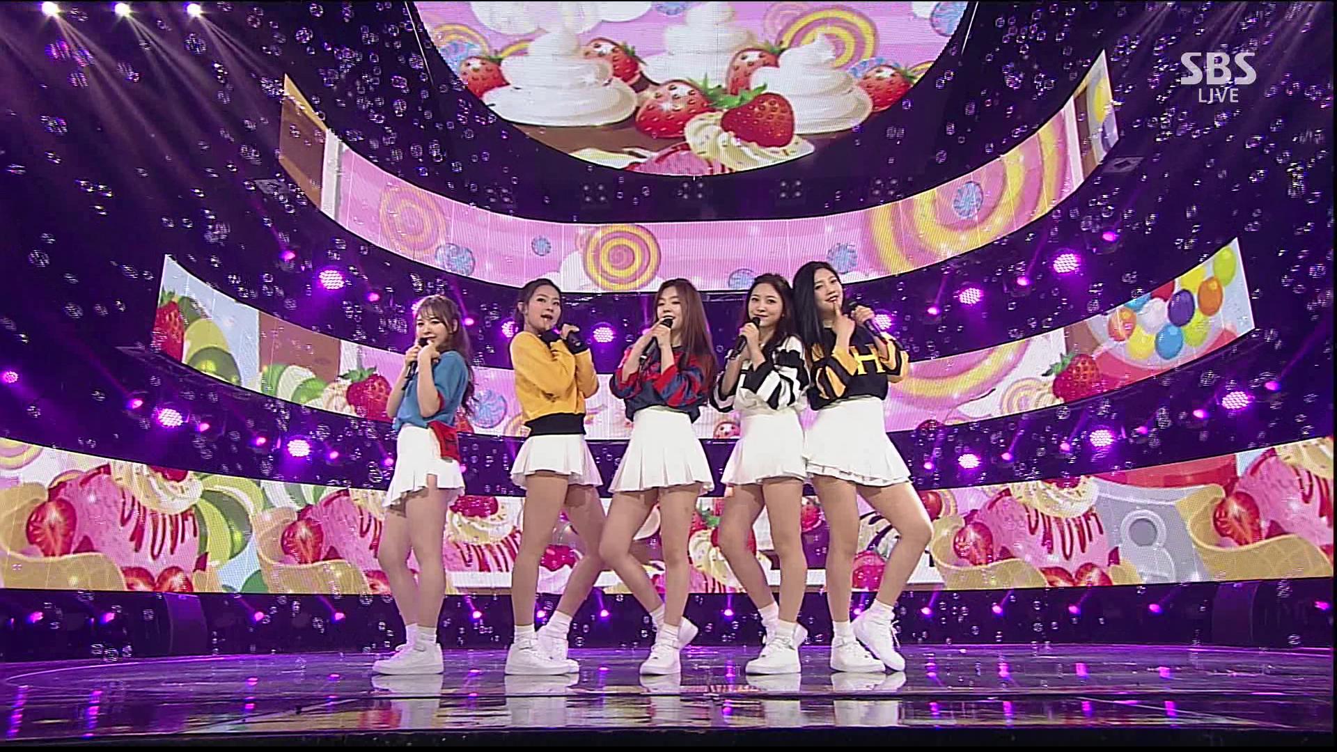 20160817.21.07 Red Velvet - Ice Cream Cake (Inkigayo 2015.05.03 HDTV) (JPOP.ru).ts 1.jpg