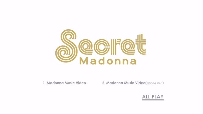 20160819.01.02 Secret - Madonna (Japanese ver.) (Type A) (DVD) (JPOP.ru) menu.jpg