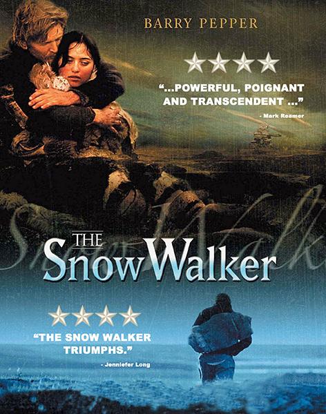 Потерянный в снегах / Идущий по снегу / The Snow Walker (2003) DVDRip | P