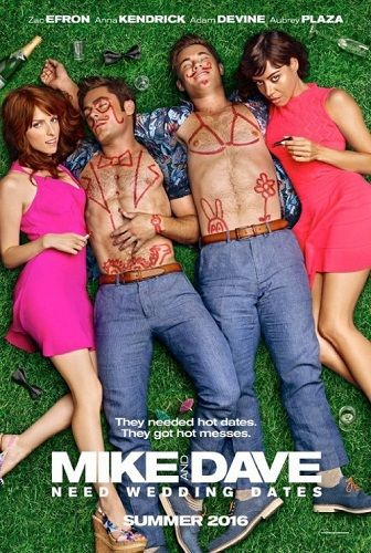 Mike and Dave Need Wedding Dates 2016 DVDRip XviD AC3-EVO