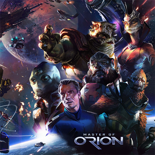 Master of Orion: Revenge of Antares (2016) PC | Лицензия