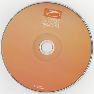 Armin van Buuren - A State Of Trance, Ibiza 2016 [2CD] (2016)