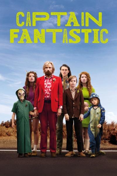 Капитан Фантастик / Captain Fantastic (2016) WEB-DLRip [576p] iPad
