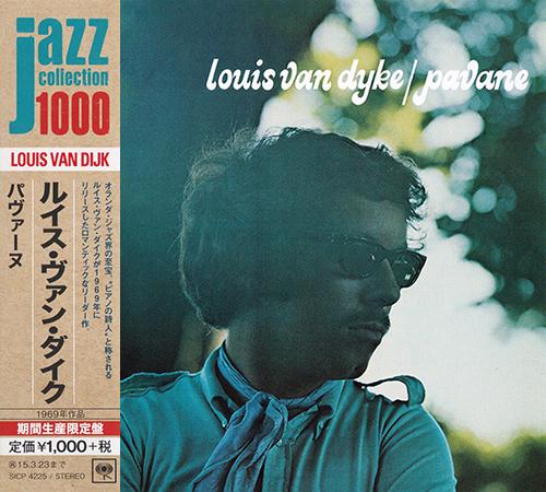 (Post-Bop) [CD] Louis Van Dyke - Pavane (1969) - 2014 {Japan Jazz Collection 1000 Columbia-RCASeries, SICP 4225}, FLAC (tracks+.cue), lossless